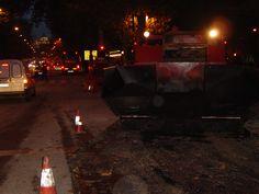 asfaltado nocturno vial soluasfalt Nocturne, Activities