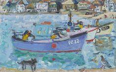 Linda Weir, PZ22, St Ives, 2011   Porthminster Gallery