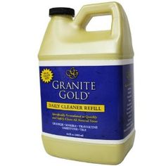 Granite Gold GG0040 Daily Cleaner Refill - 64 Oz (Kitchen)  http://uppixar.com/redirector.php?p=B003YUYLOO  B003YUYLOO