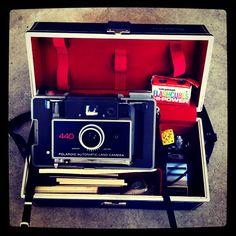 Vintage Polaroid Camera, Polaroid Photos, Vintage Cameras, Polaroids, Instax Camera, Fujifilm Instax, Random, Art, Fotografia