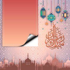 Ramadan Cards, Ramadan Wishes, Mubarak Ramadan, Ramadan Background, Old Paper Background, Blog Backgrounds, Cute Wallpaper Backgrounds, Wallpaper Ramadhan, Ramadan Kareem Pictures