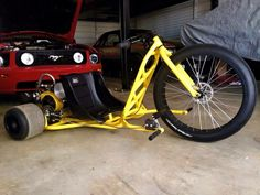 HR Drift Trikes