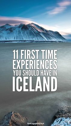 This Alternative Map Of Iceland Shows You The Amazing Sights You Need To See On Your First Trip To Iceland - Hand Luggage Only - Travel, Food & Photography Blog