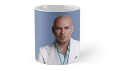Mr. 305. #Pitbull #coffeemug #mug #travelmug #MR305 #Miami #MRworldwide