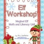 This unit includes:- NWF game- Elf Shoe glyph- Ordering the alphabet literacy game- Ordering numbers 0-20 math station game- What's in Santa's...