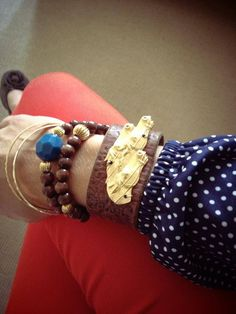 Repurposed horses brooch on repurposed belt: Holland's Trinkets on Facebook Repurposed, Cuffs, Beaded Bracelets, Brooch, Horses, Belt, Facebook, Jewelry, Belts