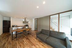 無駄のない家・間取り(兵庫県神戸市) | 注文住宅なら建築設計事務所 フリーダムアーキテクツデザイン