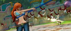A bandai Namco acaba de divulgar novos vídeos de gameplay do game One Piece: Pirate Warriors 3 para apresentar os personagens Nami, Enel, Crocodile e Zoro. Além disso, anteriormente a empresa já soltou outros quatro vídeos para introduzir Tashigi, Mihawk, S