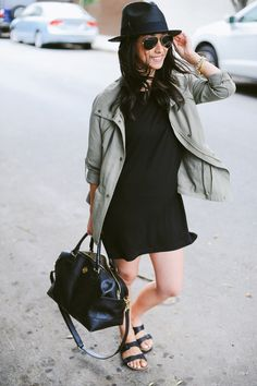 One Dress Three Ways | Crystalin Marie