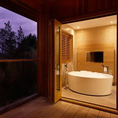 Aqua Sana Spa  At each of our five Center Parcs locations you'll find an Aqua Sana Spa. Each spa is uniquely designed, with a minimum of 15 spa experience rooms for you to explore. At Aqua Sana Spa you'll also find an extensive range of treatments available – for face and body – carried out by expert therapists using products from the finest treatment houses including Elemis, Decleor and Mii. Vitalé Café Bar, which is exclusively for Aqua Sana guests, offers a fresh and delicious…