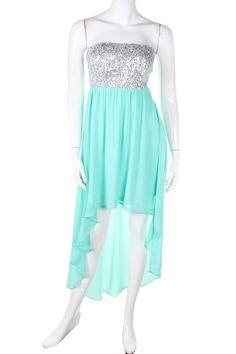 186d6d64f39e New arrival Mint Hi-Lo Dress  179 · Semi Formal ...