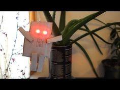 Quick Robot Ornament!