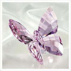 Salada Misa | Rakuten Global Market: Swarovski figúrka postava krištáľové sklo MOTÝĽ rosalina Rosalyn & amp; amp; Crystal Butterfly Butterfly darček nový