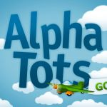 AlphaTots iPad App Review - other i-ad apps listed also