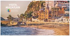 Estas vacaciones no pierda oportunidad de visitar Mazatlán  http://visitmazatlan.mx/  #VisitMazatlán #MazatlánInternationalCenter