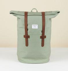 Sandqvist Sonja backpack SAGE GREEN