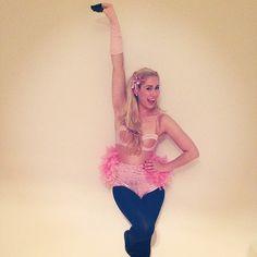 Flirty Flamingo costume
