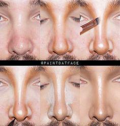 39 ideas for makeup tutorial contouring nose makeup MakeupIdeasForTeens 626352260659383567 Nose Makeup, Contour Makeup, Skin Makeup, Beauty Makeup, Makeup Art, Hair Beauty, New Makeup Ideas, Makeup Inspo, Makeup Inspiration