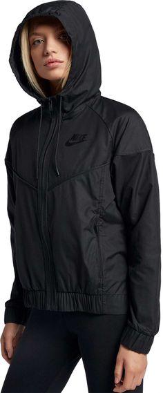 50d035a397ce Nike Women s Sportswear Windrunner Jacket