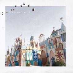 • 𝒾𝓉'𝓈 𝒶 𝓈𝓂𝒶𝓁𝓁 𝓌𝑜𝓇𝓁𝒹 𝒶𝒻𝓉𝑒𝓇 𝒶𝓁𝓁 • 🐝✨  .  .  .  .  .  .  .  .  .  .  #disney #tokyo #disneyland #itsasmallworld #white #fade #vintage #inspiration #travel #sweet #odigo #memories #白 #かわいい Tokyo Disneyland, Memories, Sweet, Painting, Travel, Inspiration, Vintage, Memoirs, Candy