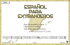 Quiero compartir esta página que muestra variados e interesantes recursos para quienes quieren aprender o enseñar el español como segunda lengua.  Autoaprendizaje de lenguas a través de Inter…
