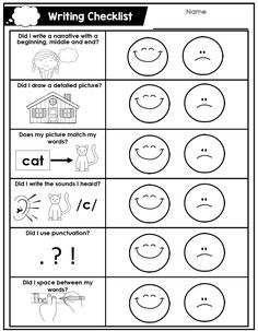 Writing Narratives (Free Writing Template Included - Everything About Kindergarten Narrative Writing Kindergarten, Kindergarten Writing Activities, Personal Narrative Writing, Third Grade Writing, Writing Lessons, Teaching Writing, Personal Narratives, Grammar Lessons, Writing Process