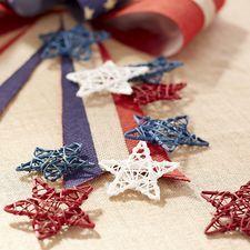 Patriotic Stars Set