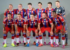 FC BAYERN MUENCHEN !