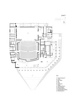 Keith Williams Architects · The Marlowe Theatre · Divisare