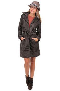 Vintage De Luxe - Cappotti - Abbigliamento - Trench vintage in vera pelle…