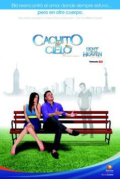 Cachito De Cielo: Estreno 11 de junio con Maite Perroni y Pedro Fernandez. Produccion de Roberto Gomez Fernandez y Giselle Gonzalez.
