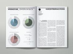 Christophorus – Annual Report by Katharina Mauer, via Behance