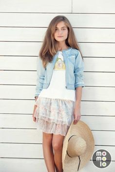 Look de Bimbalina | MOMOLO Street Style Kids :: La primera red social de Moda Infantil Internacional