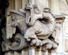 Palau del Baró de Quadres. Architect: Josep Puig i Cadafalch. Barcelona - Diagonal