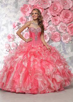 Vestidos de Quince Años 2016 de DaVinci Bridal