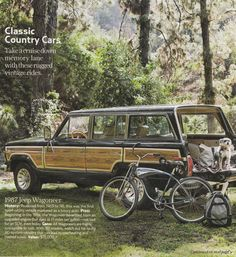 "This article lists gas mileage as a ""pro"" for the Wagoneer! Not a very good endorsement. I wish mine got 17 mpg.!"