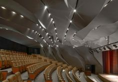 Masrah Al Qasba Theater / Magma Architecture