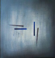 "Karolina Jaklewicz, ""They"", oil on canvas, polish art."