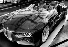 Love the BMW 328 Hommage