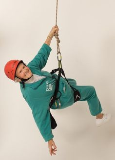 Doris Long, Industrial Climber at 100-Years-Old. Doris was 85-years-old when she first took up industrial climbing, and she hasn't stopped since.