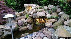 Unsere kleine Grotte
