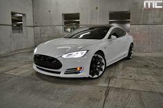 Tesla Model S P85D By MC Customs