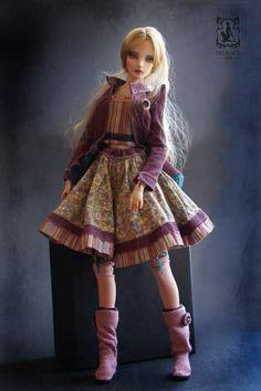 BJD - Art doll by Alina Ivanova-Rakovich