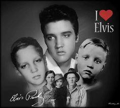 Elvis I remember you
