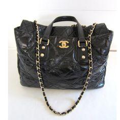 $2000.00 Tip: Chanel Handbag (Black)