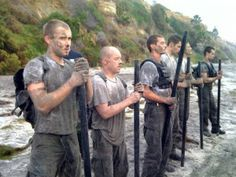 Kokoro camp is the real deal when it comes to physical and mental excruciation. These tips aren't just for making sure you survive Kokoro, but thrive too. Navy Seal Workout, Push Up Workout, Kokoro, Public Service, Navy Seals, Train Hard, Survival, Things To Come, Military