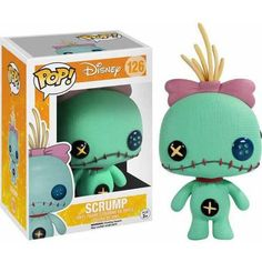 Funko Pop! Disney Lilo and Stitch, Scrump - Walmart.com