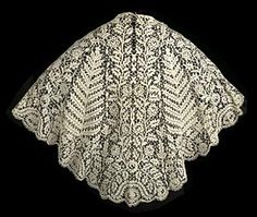 The Lace Guild - The Craft of Lace (different types, basic descriptions, and pictures)