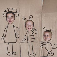 Une mère prend des photos adorables d'elle-même et ses deux filles vêtues de tenues assorties (37 nouvelles photos)