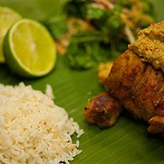 Try this Malaysian Kelantan Grilled Chicken recipe by Chef Adrian Richardson. This recipe is from the show Secret Meat Business.